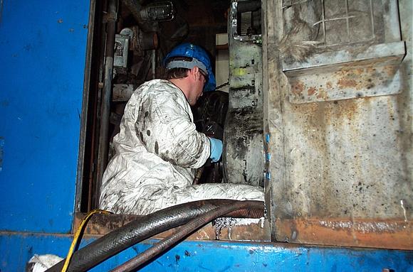 EMD -  GE - ALCO -Locomotive Service Work - Locomotive Components